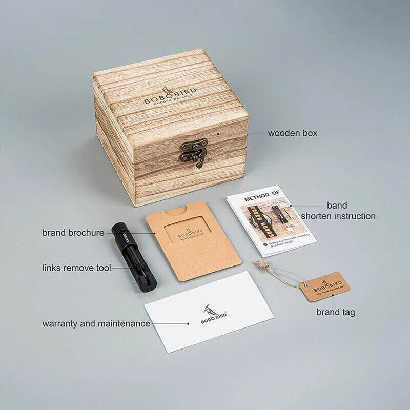 bobo bird wooden box
